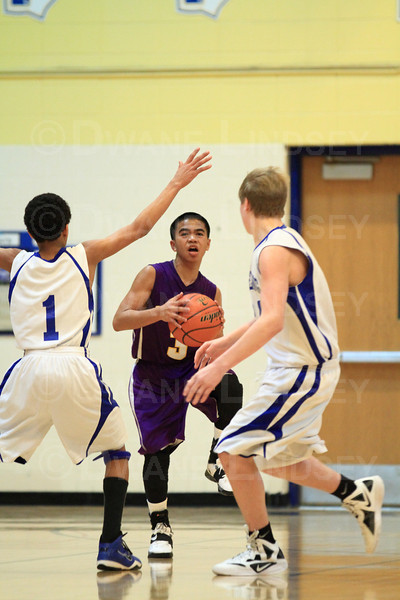 Freshman A - Rolling Meadows vs Wheeling - 02-11-12
