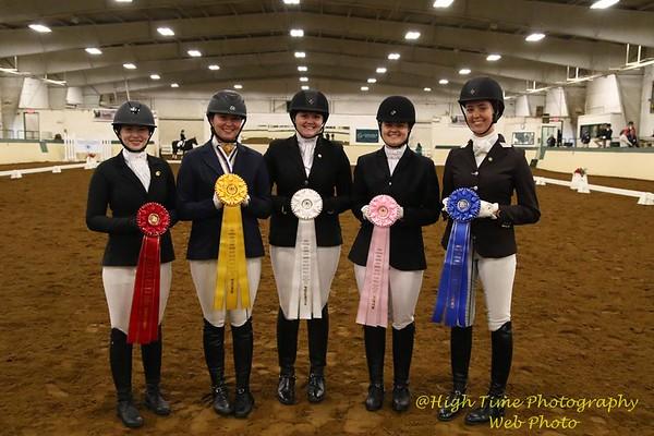 000 - Awards - Dressage Seat Equitation