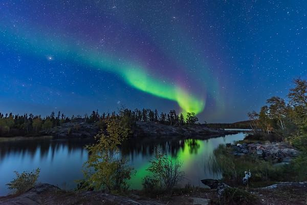 Auroras - Yellowknife, NWT