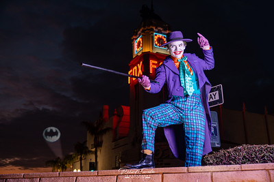 Joker in Bakersfield