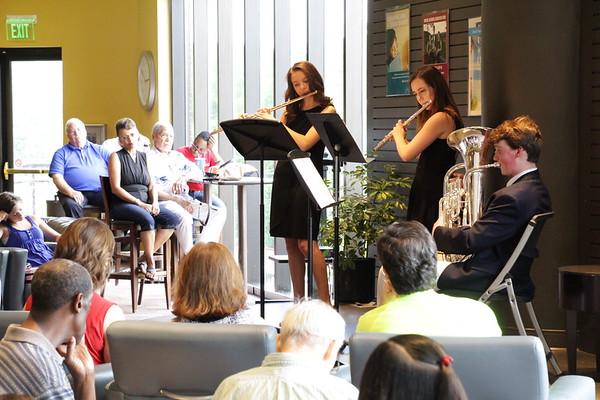 Baird, Deering, McGinnis Trio @ the Plaza-June 11, 2017