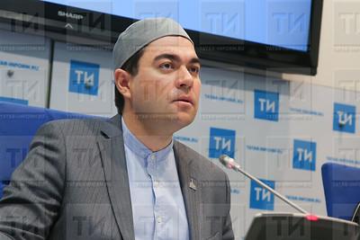 11.10.2019 Пк Международный форум Богословское наследие мусульман России (Султан Исхаков)