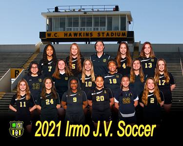 2021 Girls Soccer JV