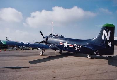 Historical Air Squadron Air Show 2005
