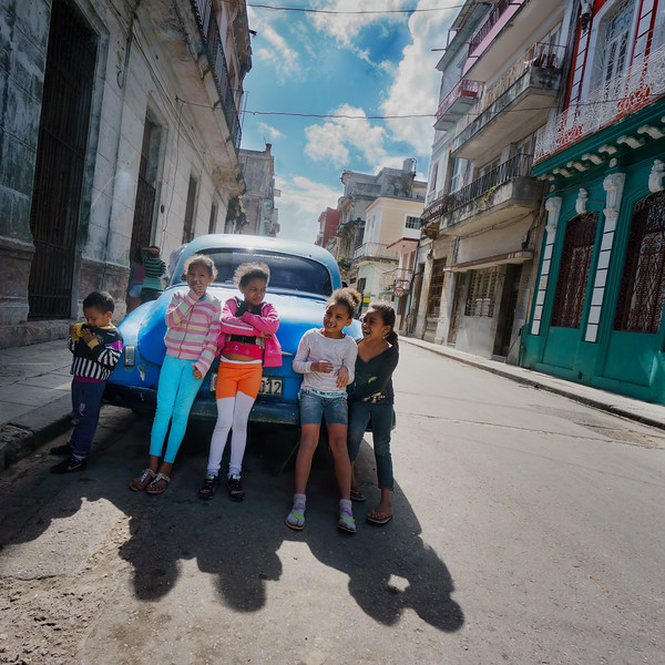 Havana Gaggle of Girls