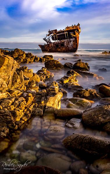 Meisho Maru shipwreck