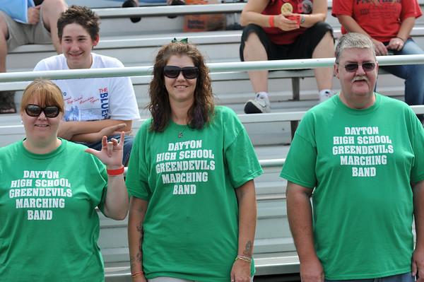 Dayton Preliminaries Performance