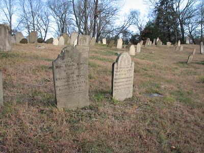 Ebenezer Bass Grave