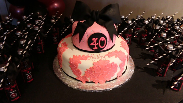20150502 Kathy's 40th Birthday (VIDEOS)