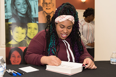 An Evening with Angie Thomas