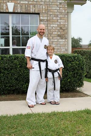 Black Belt Test :: September 27, 2014