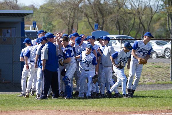 FLHS: Harding Baseball at Ludlowe (VAR) 20100423