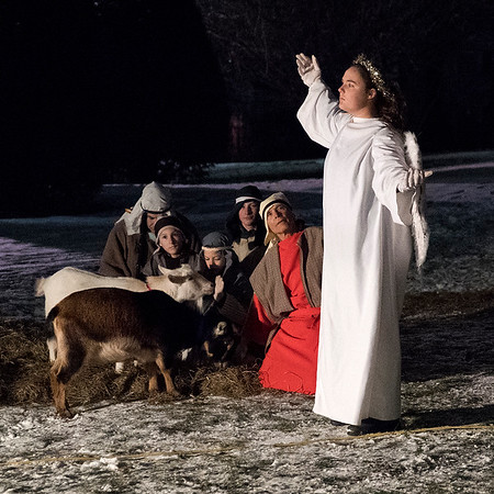 Rock Village Church Live Nativity 12.16.17