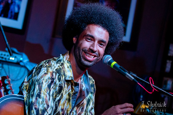 Selwyn Birchwood Band 2019.7.26 at Funky Biscuit