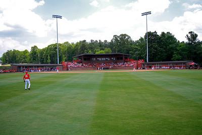 Baseball v Clemson 05-11
