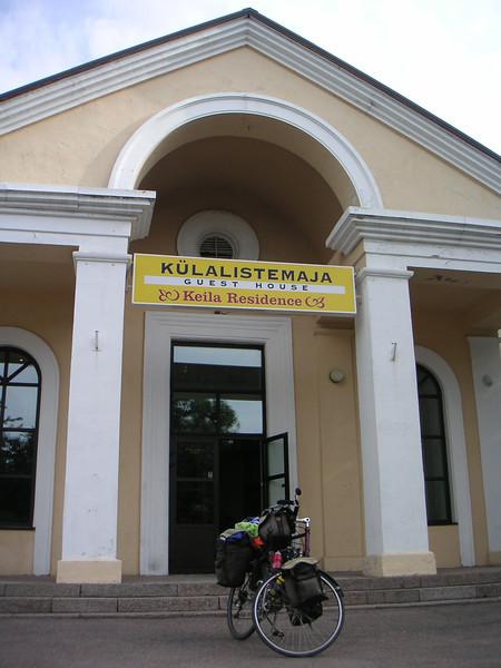 17 - Di 16.8.05: Keila -  Tallinn, 51.5km
