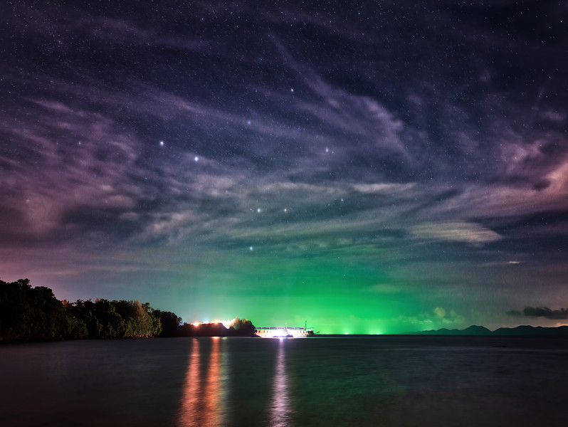 The Aurora In Thailand?
