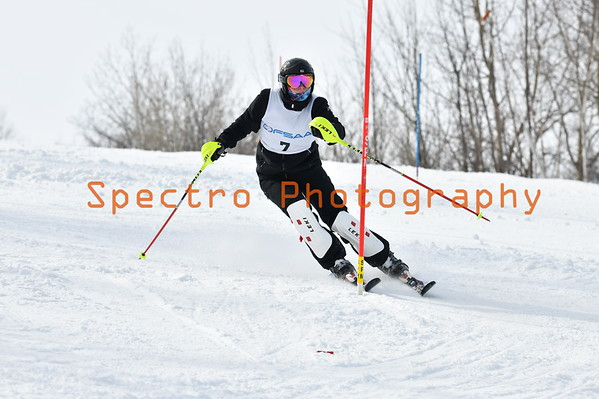 OFSAA Alpine 2020 - High School Slalom - Girls