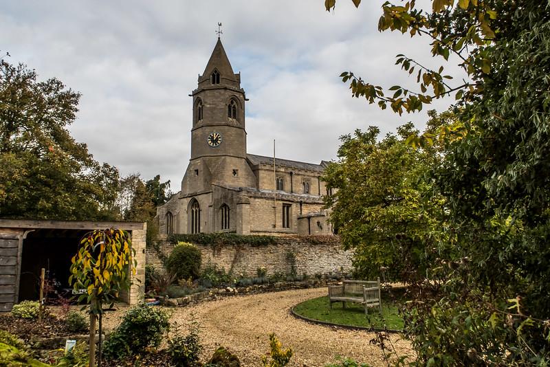 Helpston, St. Botolph