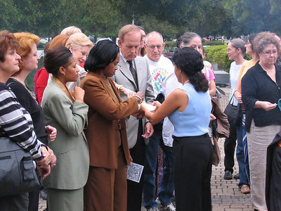 Sang Cho Ceremony Houston 2004