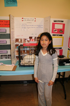 Science Fair and Open House 2009