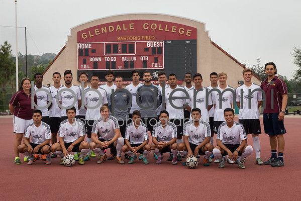 GCC Men's Soccer Headshots 8-20-15
