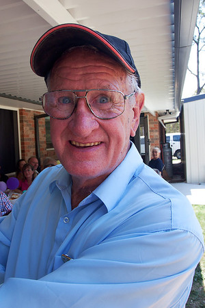 Bob Holden 80th