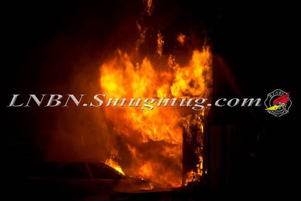 North Massapequa F.D. House Fire 37 North Pine Street 4/22/12