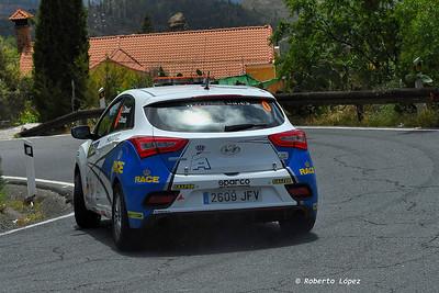 41 Rally Islas Canarias TC-SS 4 SAN MATEO 2