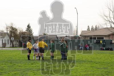 Girls Soccer vs Hilmar 2017