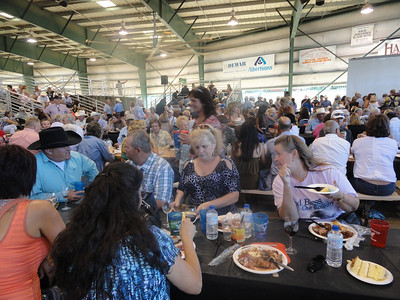 Mid State Fair Cattlemans and Farmers Dinner July 19