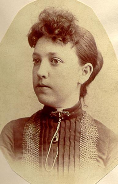 Mary Maude Early 1890s