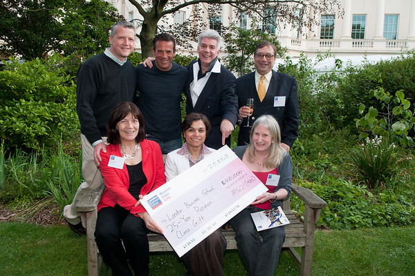 LONDON BUSINESS SCHOOL REUNION 2011