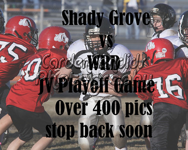 Shady-WRD JV Playoff 11-5-11
