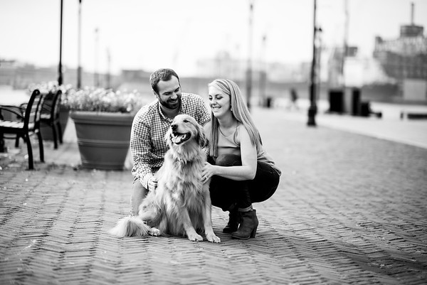 Lauren & Andrew Engagement BLOG POST