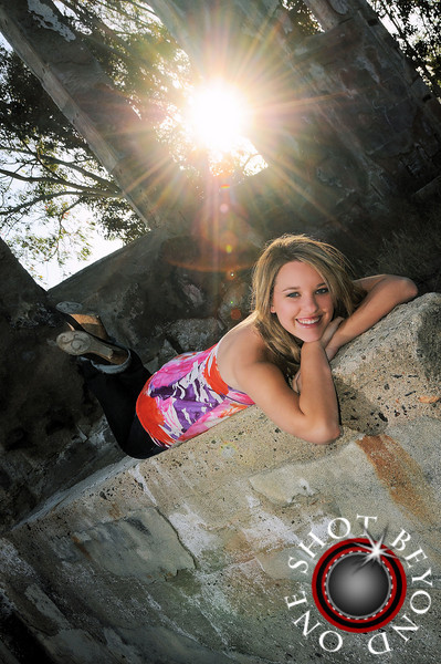 Senior Portrait Sessions by One Shot Beyond Photography