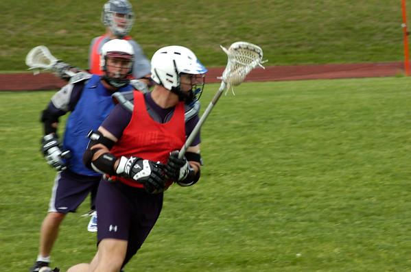 Alumni Weekend Lacrosse