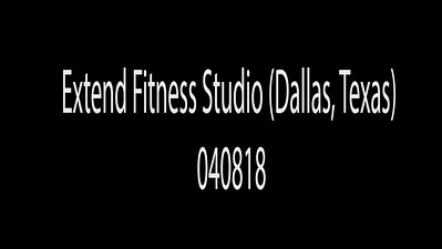 Extend Fitness Studio (Dallas, Texas) 040818