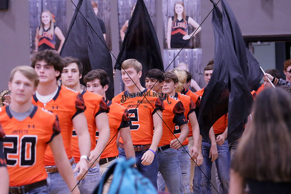 Pep Rally vs Luling