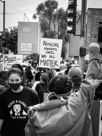 Black Lives Matter Napa