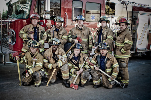 Firefighters of Tulsa