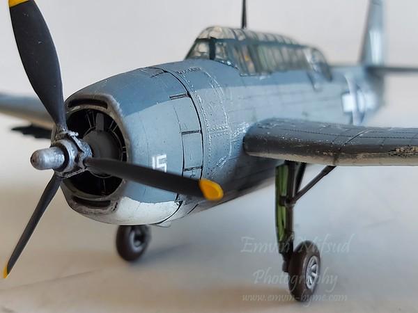 Airfix T.B.M. Avenger