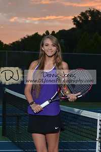 Tennis Team and Individual