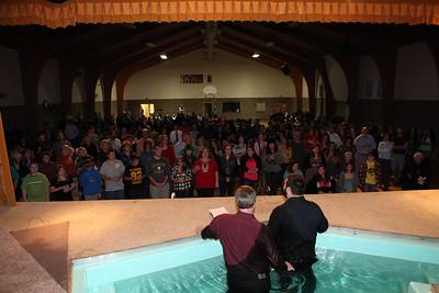 Baptism--November 2012