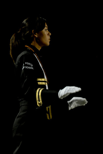 LPHS Band and Color Guard 08-09