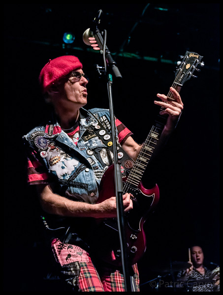 The Damned at The Fillmore by Patric Carver 6.jpg