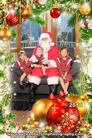 2018 Arrowhead Breakfast with Santa