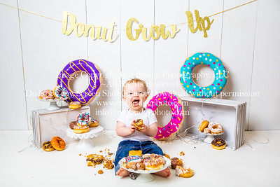 Easton is ONE! : Raleigh, NC
