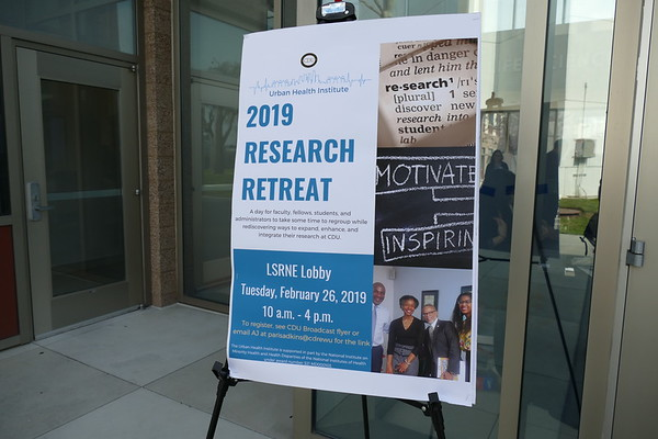 UHI 2019 Research Retreat