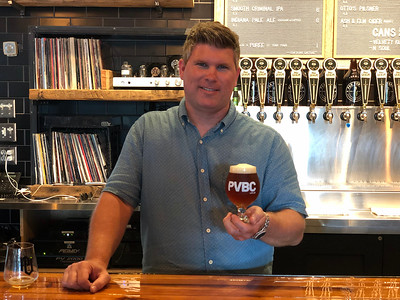 Pax Verum Brewing Co. in Lapel, Indiana (17 July 2019)